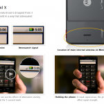 Apple introduce al DROID X en la batalla de las antenas