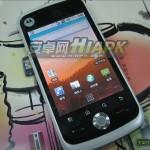Motorola XT502 con Android 2.1