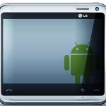 LG Lanzara una Tablet con Android