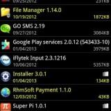Desinstala rápidamente Apps con Uninstaller para Android