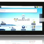 Tablet GPad G10 con Android