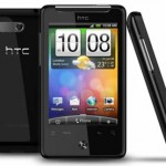 Movil HTC Gratia con Android 2.2 (Froyo)
