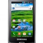 Samsung Galaxy 551 : Características