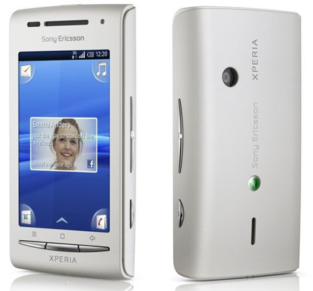 Sony Ericsson Xperia-X8
