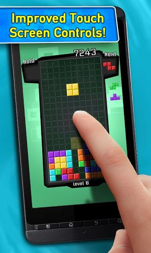Tetris Android 1