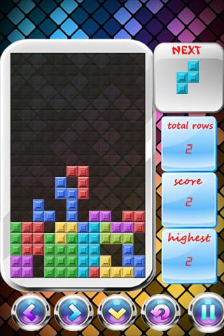 Tetris para Android 2