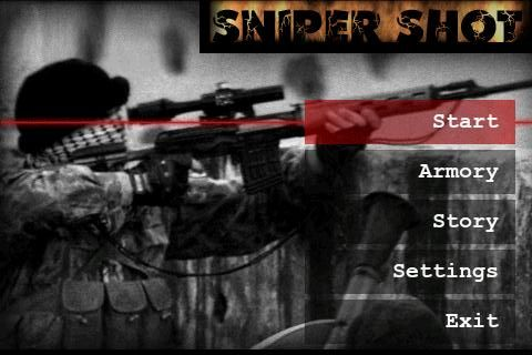 Sniper Shot Android
