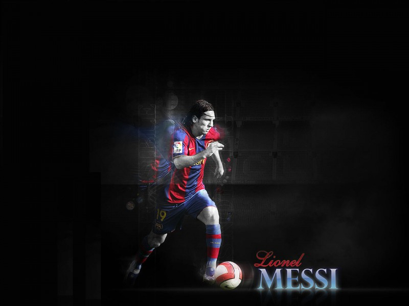 Wallpaper Lionel Messi 1280 x 960