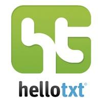 hellotxt Logo