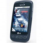Movil LG Optimus S con Android 2.2 Froyo