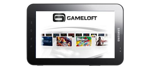 7 Juegos de Gameloft para Samsung Galaxy Tab