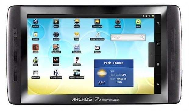 tablet-Archos-70-Android