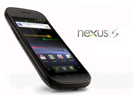 Nexus S oficial