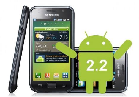Samsung Galaxy S 2.2
