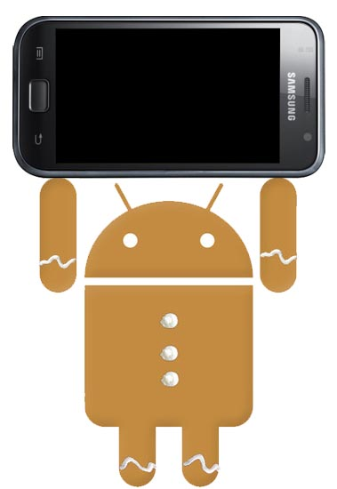 Samsung Galaxy S Gingerbread