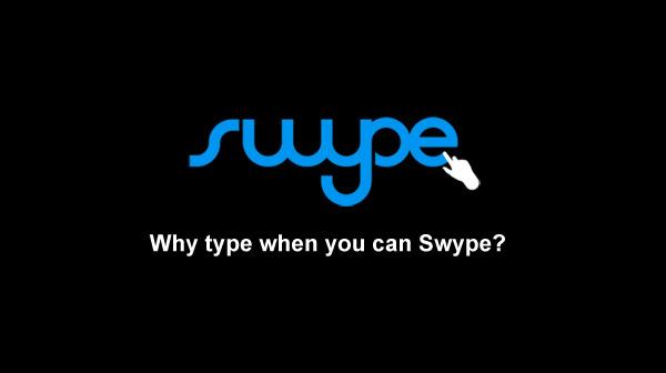 Swype : como usar este teclado para Android?