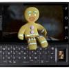 Motorola Droid (Milestone) con Android 2.3 Gingerbread