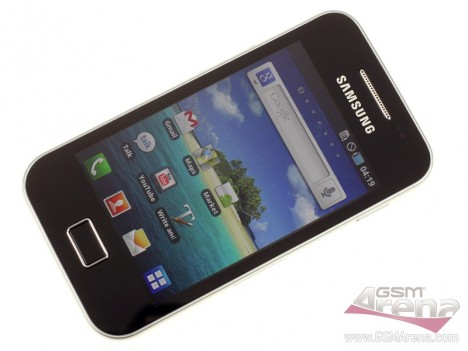 Samsung Galaxy Ace S5830 7