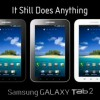 Samsung Galaxy Tab 2 en el Mobile World Congress