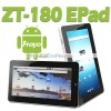 Tablet Zenithink ZT180 v2 con Android 2.2 Froyo