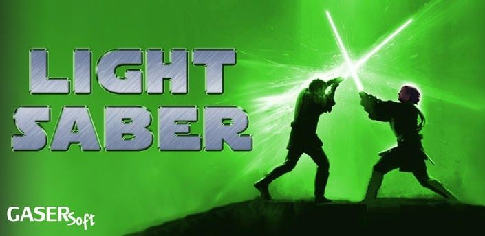 Lightsaber para Android