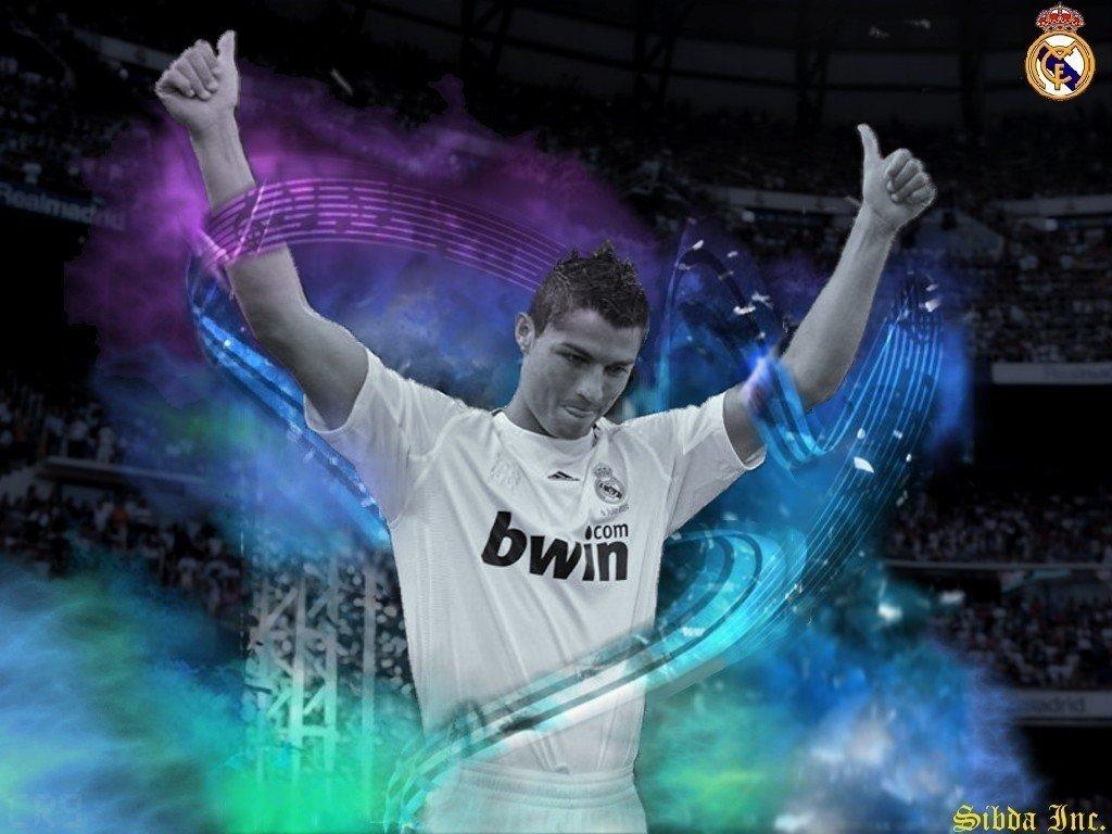 Wallpaper Cristiano Ronaldo 1024x768-2