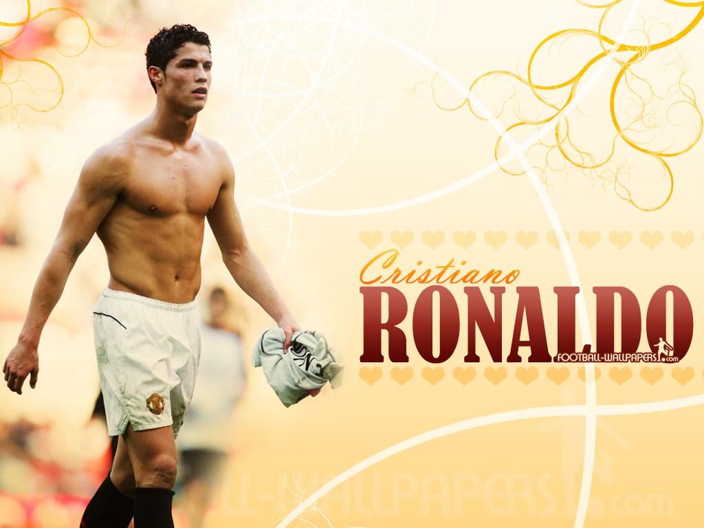 Wallpaper cristiano ronaldo 1024x768