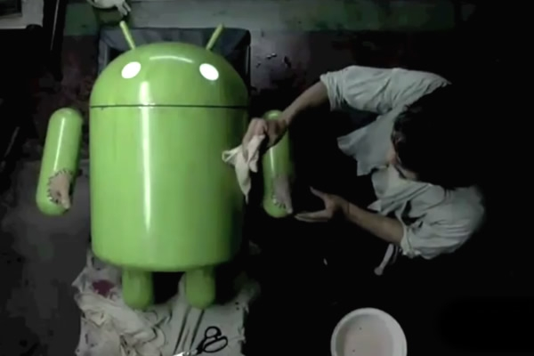 Comercial del Sony Ericsson Xperia Play
