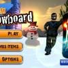 Juego Crazy Snowboard para Android
