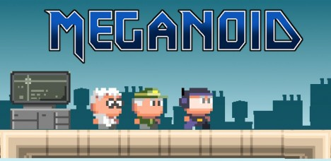 Meganoid logo
