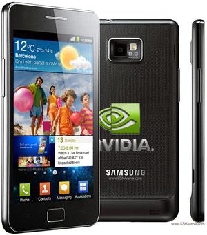 Samsung Galaxy S2 NVIDIA