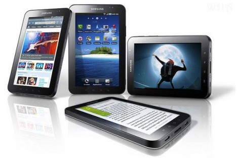 iPad y tablets android