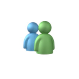 Windows Live Messenger Android logo