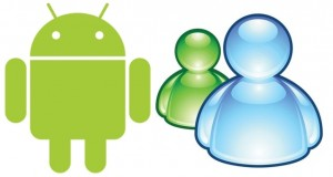 Windows Live Messenger para Android