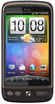 HTC GSM deseo
