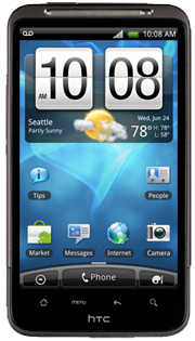 HTC Inspire / Deseo HD