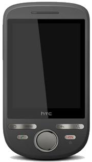 HTC Click / tatuaje