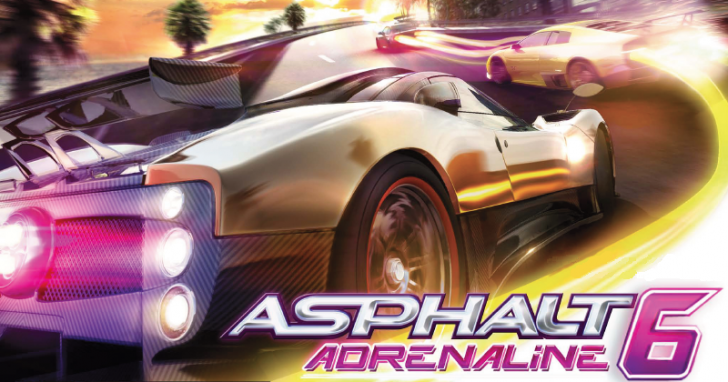 Ashpalt 6 Adrenaline