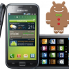 Samsung Galaxy S Android 2.3 Gingerbread