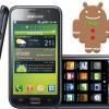 Android 2.3.4 para Samsung Galaxy S (GT-i9000)