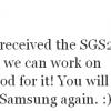 Samsung Galaxy S2 CyanogenMod