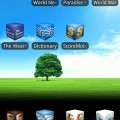 Cube Theme 4 GO Launcher EX Android-3