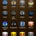 Cube Theme 4 GO Launcher EX Android-4