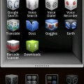 Cube Theme 4 GO Launcher EX Android-6