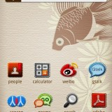 Embroidery GO Launcher theme Android