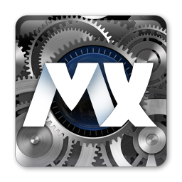 MXHome Theme BlueWatch Android