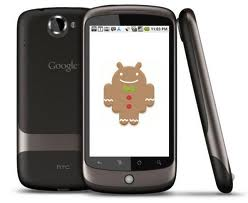 Nexus One Gingerbread 2.3.4 Vodafone