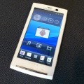 Disponible Actualizacion a Android 2.3 Gingerbread para Xperia X10
