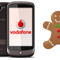 Google Nexus One se actualiza a Android 2.3.4 Gingerbread (Vodafone)
