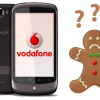 Error de Vodafone UK: Gingerbread aun no llega al Nexus One
